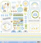 Special Delivery This & That Sticker Sheet - Doodlebug