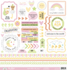 Bundle Of Joy This & That Sticker Sheet - Doodlebug