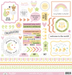 Bundle Of Joy This & That Sticker Sheet - Doodlebug