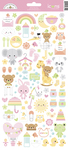 Bundle Of Joy Icons Stickers - Doodlebug