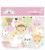 Bundle Of Joy Odds & Ends Ephemera - Doodlebug
