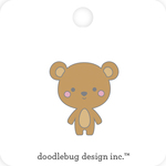 Baby Bear Collectible Pin - Doodlebug