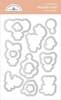 Nursery Friends Doodle Cuts - Doodlebug