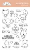 Nursery Friends Doodle Stamps - Doodlebug