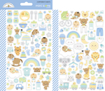 Special Delivery Mini Icons Stickers - Doodlebug