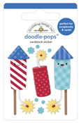 Firecrackers Doodlepops - Land That I Love - Doodlebug