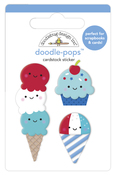 Summer Sweets Doodlepops - Land That I Love - Doodlebug