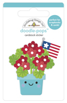 Porch Posies Doodlepops - Land That I Love - Doodlebug