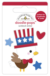 Sammy Doodlepops - Land That I Love - Doodlebug - PRE ORDER
