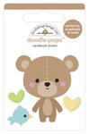 Bear Hug Doodlepop - Special Delivery - Doodlebug - PRE ORDER