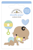 On The Move Doodlepop - Special Delivery - Doodlebug