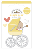 Out For A Stroll Doodlepops - Bundle Of Joy - Doodlebug