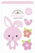 Snuggle Bunny Doodlepops - Bundle Of Joy - Doodlebug