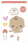 Baby Steps Doodlepops - Bundle Of Joy - Doodlebug - PRE ORDER
