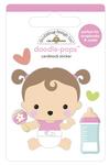 Sweet Girl Doodlepops - Bundle Of Joy - Doodlebug - PRE ORDER