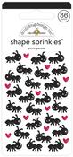 Picnic Parade Shape Stickers - Bar-B-Cute - Doodlebug