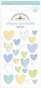 Baby Love Shape Sprinkles - Doodlebug - PRE ORDER