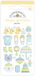 Play Time Shape Sprinkles - Doodlebug