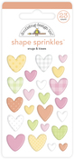 Snugs & Kisses Shape Sprinkles - Doodlebug