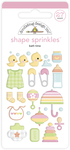 Bath Time Shape Sprinkles - Doodlebug