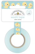 Rubber Duckies Washi Tape - Doodlebug