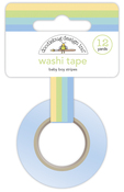 Baby Boy Stripes Washi Tape - Doodlebug