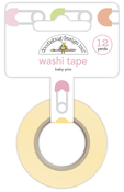 Baby Pins Washi Tape - Doodlebug