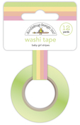 Baby Girl Stripes Washi Tape - Doodlebug