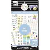 Icons Teacher Big - Happy Planner Sticker Value Pack