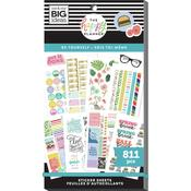 Be Yourself - Happy Planner Sticker Value Pack