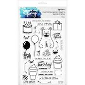 Cake Walk Simon Hurley Create Clear Stamps