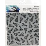 Party Hats Simon Hurley Create Cling Stamps