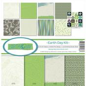 Earth Day 12 x 12 Reminisce Collection Kit