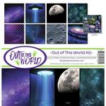 Out Of This World 12 x 12 Reminisce Collection Kit