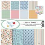 Stitch & Sew 12 x 12 Reminisce Collection Kit