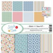 Stitch & Sew 12 x 12 Reminisce Collection Kit - PRE ORDER