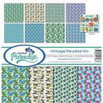 Vintage Paradise 12 x 12 Reminisce Collection Kit