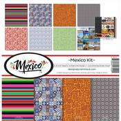 Mexico 12 x 12 Reminisce Collection Kit