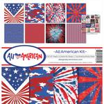 All American 12 x 12 Reminisce Collection Kit - PRE ORDER