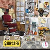 Hipster 12 x 12 Paper Pack - Ciao Bella