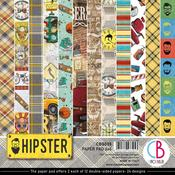 Hipster 6 x 6 Paper Pack - Ciao Bella - PRE ORDER