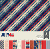 4th Of July Collection Kit - Authentique