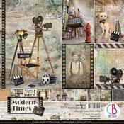 Modern Times 12 x 12 Paper Pack - Ciao Bella - PRE ORDER