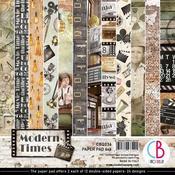 Modern Times 6 x 6 Paper Pack - Ciao Bella - PRE ORDER