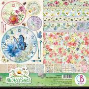 Microcosmos 12 x 12 Paper 8 Pack - Ciao Bella - PRE ORDER