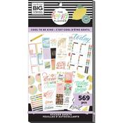 Cool To Be Kind Student - Happy Planner Sticker Value Pack