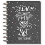 Teach From The Heart - Happy Planner Dated 12-Month Big Planner - PRE ORDER