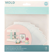 We R Memory Keepers Mold Press Clear Plastic Sheets