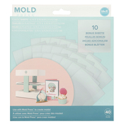 We R Memory Keepers Mold Press Plastic Sheets - PRE ORDER