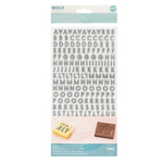 We R Memory Keepers Mold Press Small Alpha Thickers - PRE ORDER